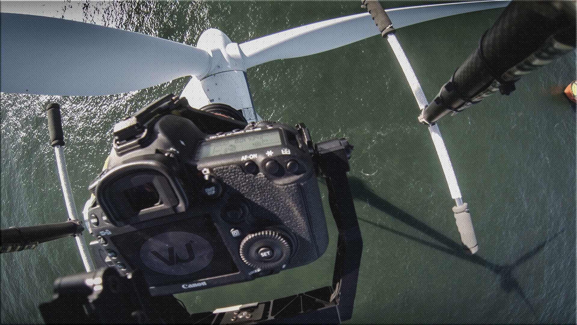 New offshore world record: UAV blades inspection